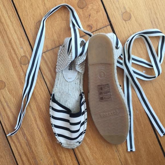 2fa6e2256c69 Soludos black and white sandals